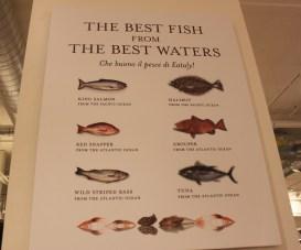 Eataly Chicago Fish