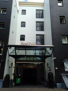 Amsterdam Hotel Pulizter