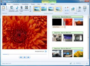 Windows Live Movie Maker 16.4 Crack & Registration Code