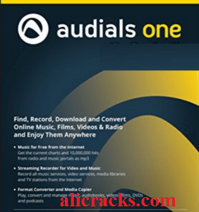 Audials One 2018 Crack + Serial Key Full Free Download