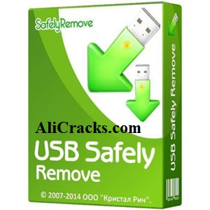 USB safely remove 6.0.9 Crack & Product Key Free Download