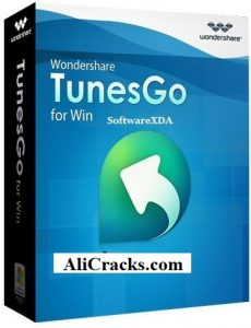 Wondershare TunesGo 9.6.2 Crack & Serial Key 2018