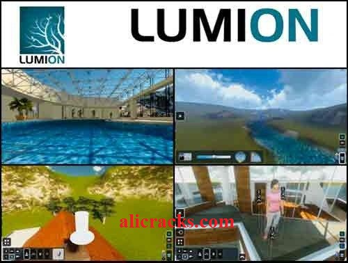 Lumion 8.5 Pro Crack & Serial Key [Updated] Free Download