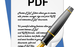 Master PDF Editor 5.0.21 Crack & Activation Key Free Download