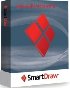 SmartDraw 2018 Crack & License Key Full Free Download