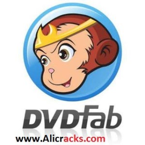 DVDFab 10.2.1.4 Crack Patch & Key Full Free Download