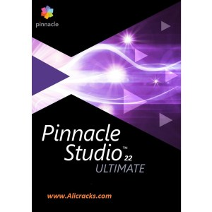 Pinnacle Studio 22 Crack Download With License Key