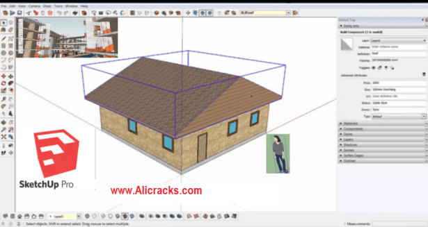 Google Sketchup 2019 Crack + License Key Free Download