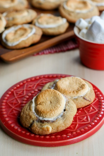 marshmellow cookies