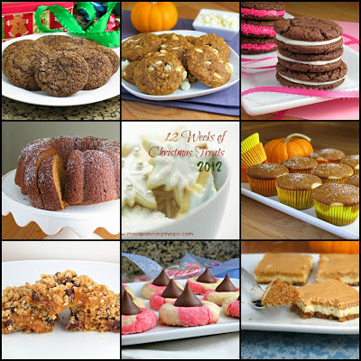 12 Weeks of Christmas Treats from Alida's Kitchen