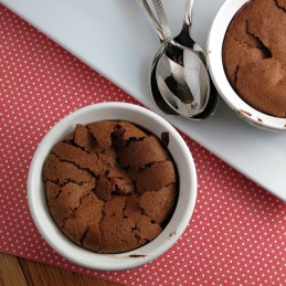 easy make ahead chocolate pudding cakes