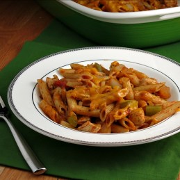#shop-chicken-fajita-pasta #kraftrecipemakers