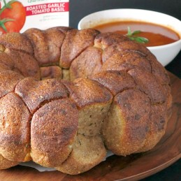 Cheese Stuffed Monkey Bread | alidaskitchen.com