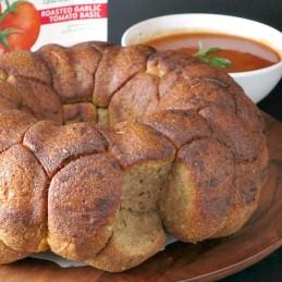 Cheese Stuffed Monkey Bread | alidaskitchen.com
