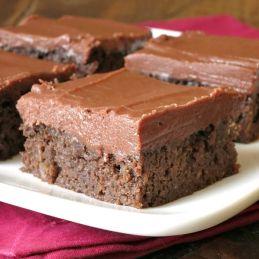 Grandma's Brownies   alidaskitchen.com