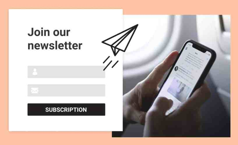 AliDropship Dropshipping Services- newsletter