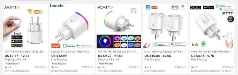 products to sell: Smart plug