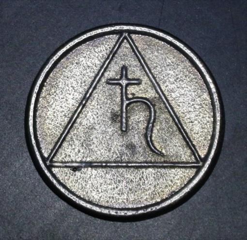 Saturn-Coin Raw
