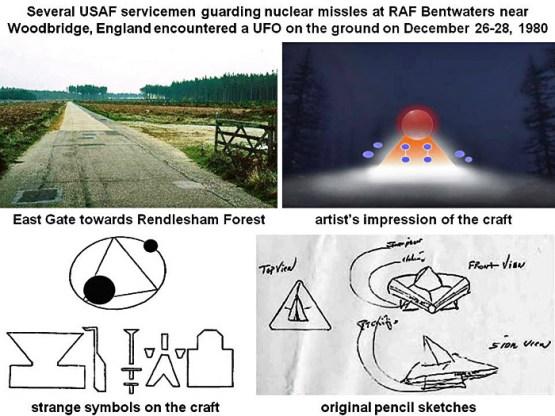 Risultati immagini per rendlesham forest incident message code