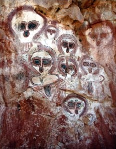 UFOs and Aliens in Ancient Art 8