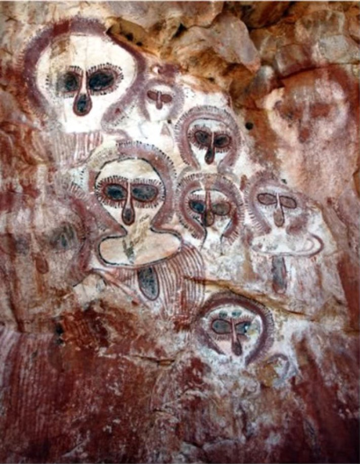UFOs and Aliens in Ancient Art