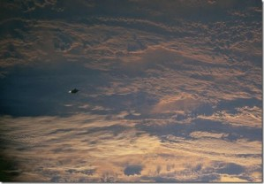 The Mysterious Black Knight Satellite 10
