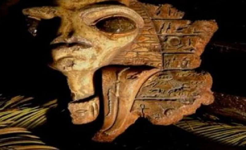 UFO And Alien Egyptian Artifacts Discovered In Jerusalem Kept Secret By Rockefeller Museum - Alien UFO Sightings