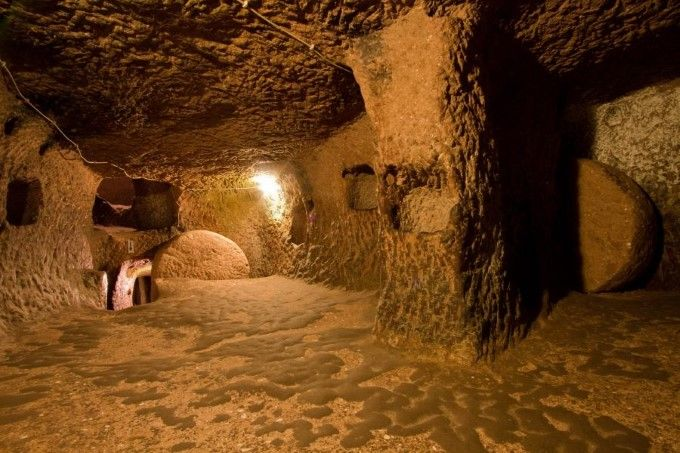Mysterious underground cities; what was their true purpose?