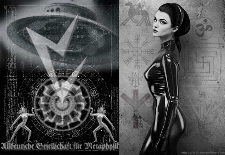 Maria Orsic and the Vril Society 1
