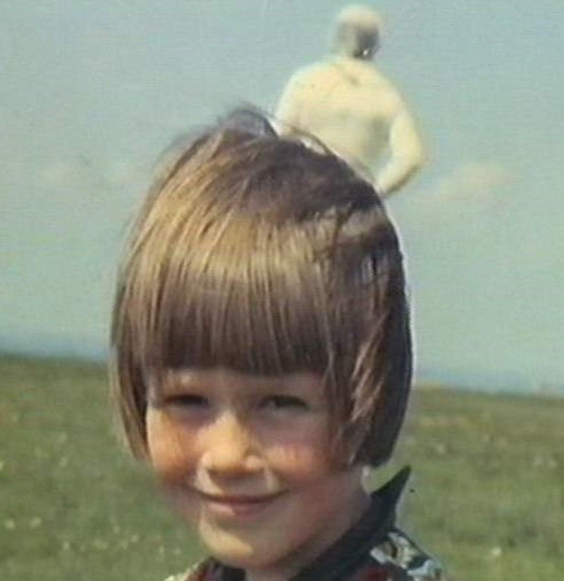 The Solway Firth photograph, 1964