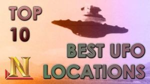 Looking For Alien Life? Here Are 10 UFO Hotspots Around The Globe 1