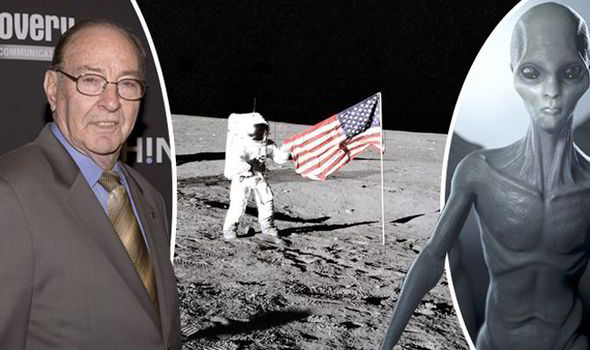 NASA astronaut who walked on Moon says UFO crashed in Roswell and aliens WERE found 1