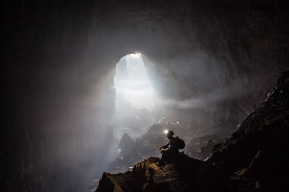 Son Doong cave is World's largest cave, discovered in 2009 14
