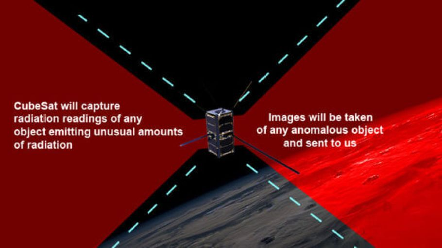 Details of the planned Cubesat as shown in the video