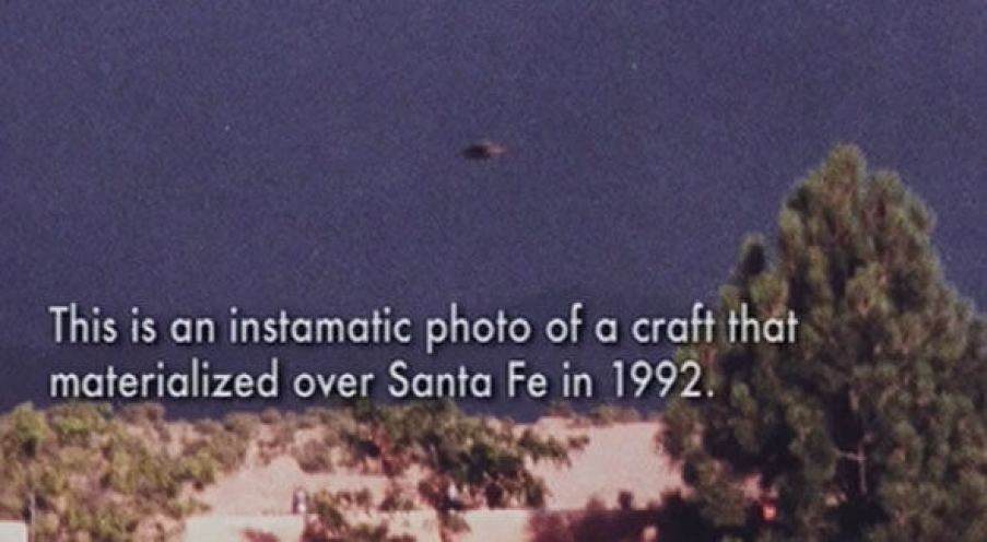 More UFOs shown to his audience