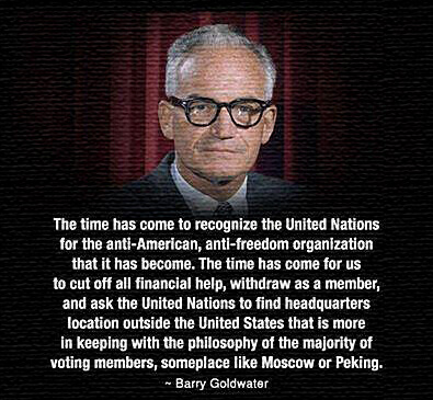Goldwater united nations