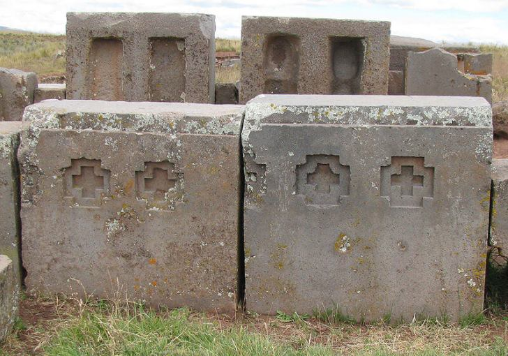 12 facts about Puma Punku, the Ancient Alien fortress.