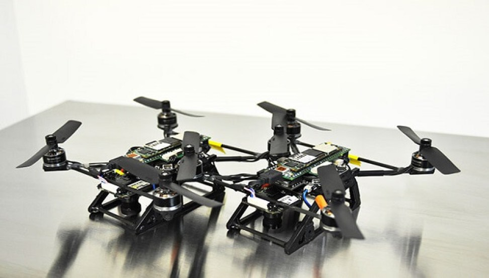 insect-inspired drones