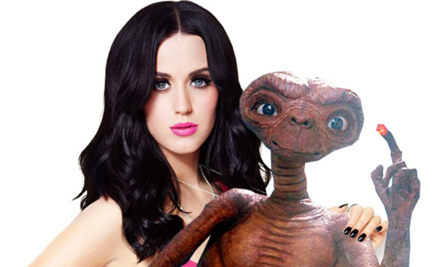 Image result for Katy Perry aliens