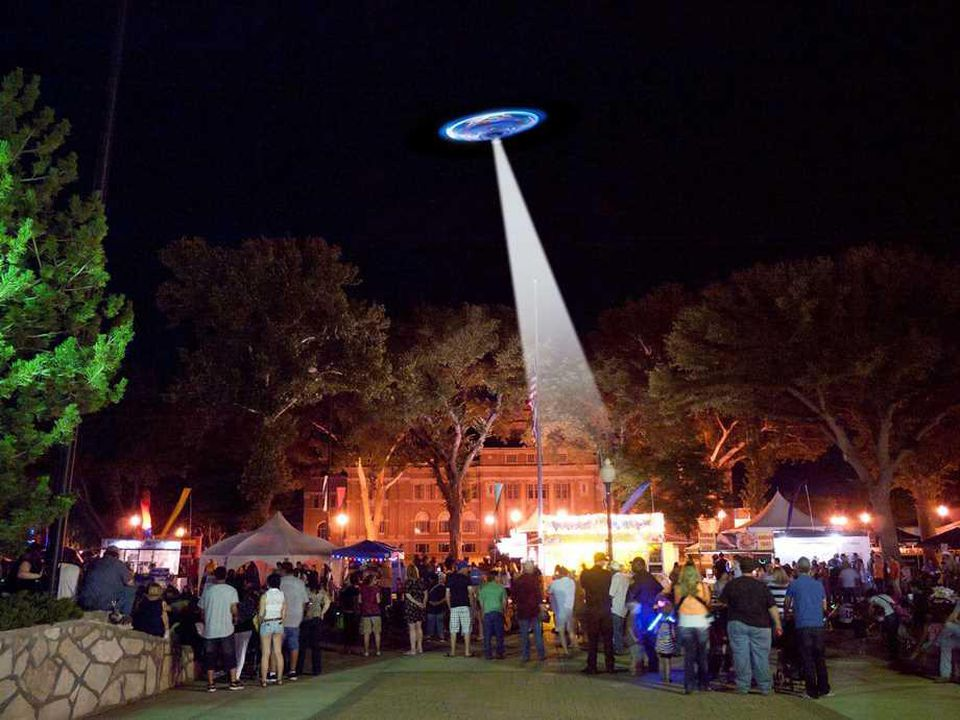 UFO Festival in Roswell