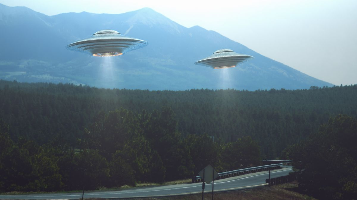 British 'X-Files' of UFO sightings is going public - Alien UFO Sightings