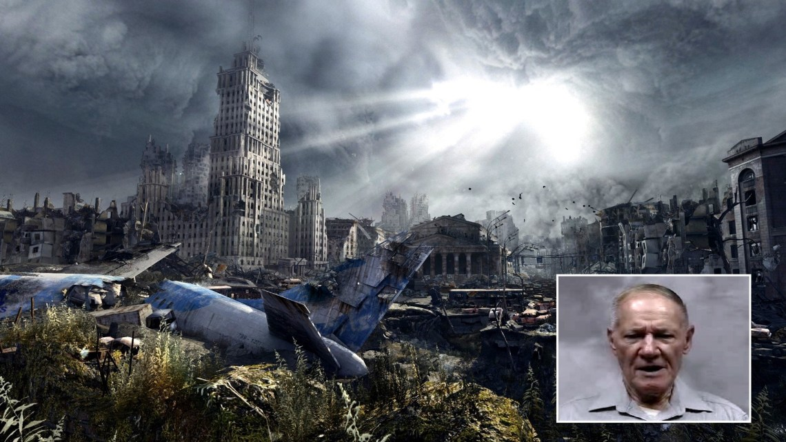 Time Traveler Reveals Future Map Of The U.S After Devastating Events (2020-2025)