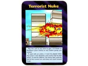 The 1990s card game that 'predicted' 9/11, Donald Trump, Covid and the Capitol riot