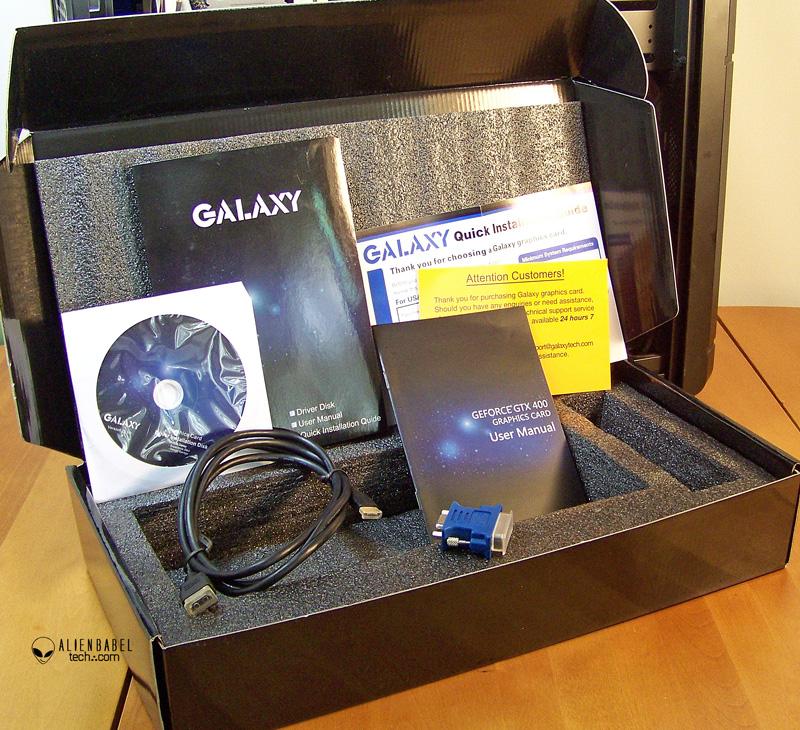 Galaxy's GTX 480 SuperOverclock - The World's fastest single