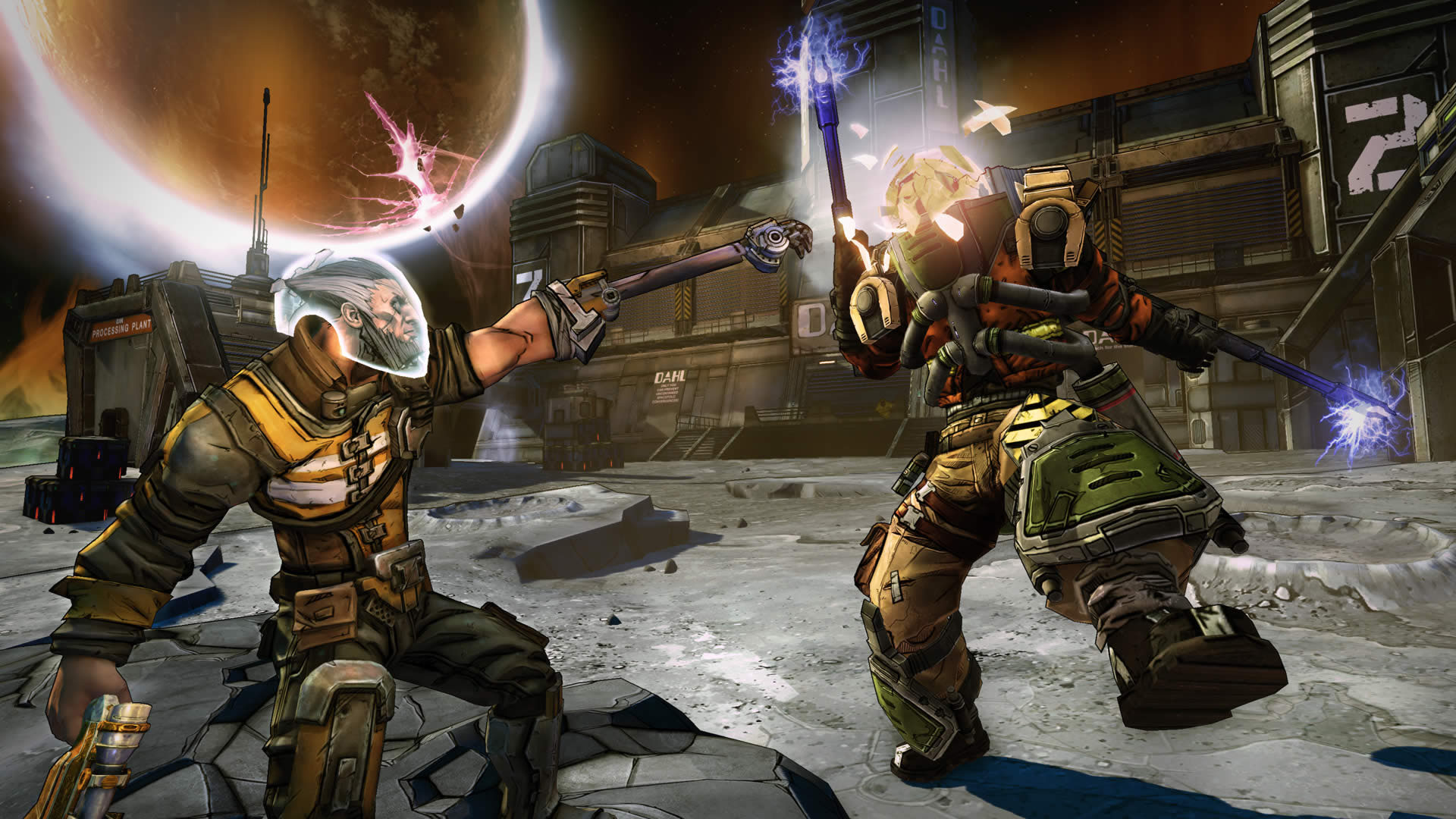 Borderlands: The Pre-Sequel now available with select