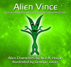 Alien Vince - Cover Page