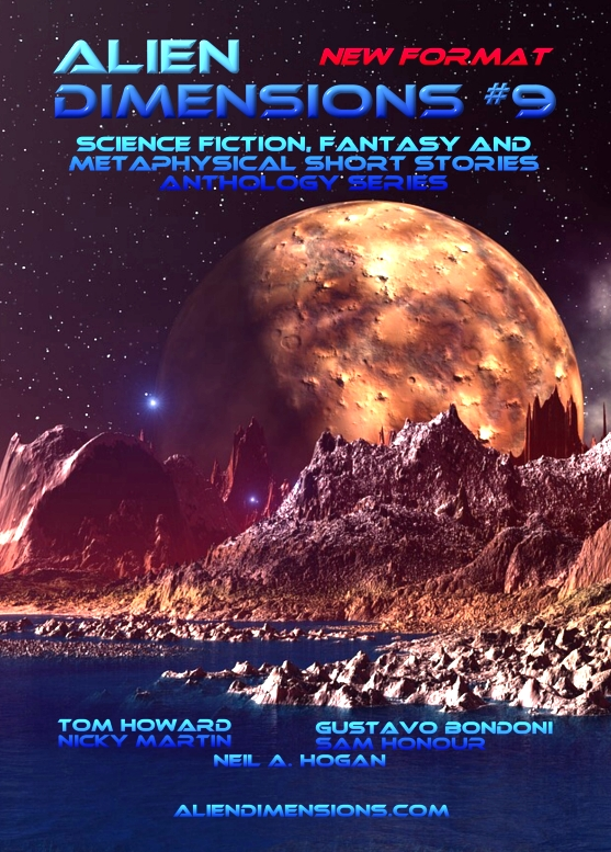 Alien Dimensions Science Fiction Fantasy Metaphysical Short Stories Anthology Series