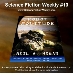 Science Fiction Weekly Robot Solitude