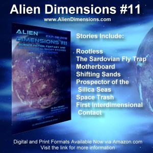 Alien Dimensions Science Fiction Fantasy and Metaphysical Short Stories Anthology Series