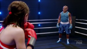 The Orville Boxing Match